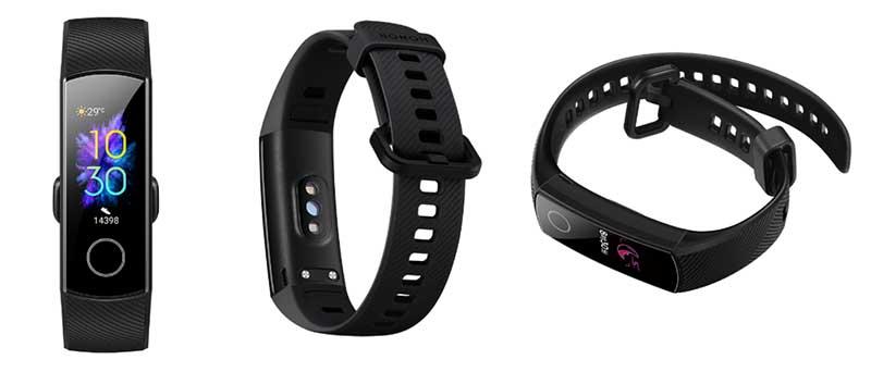 На не анонсированный фитнес-браслет Honor Band 5 уже принимают предварительные заказы