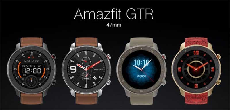 Huami Amazfit GTR