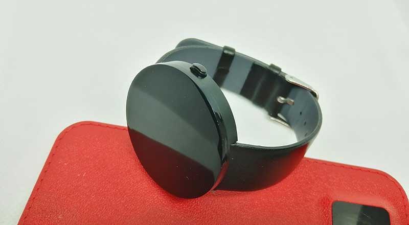 Обзор HerzBand Elegance S3. Фитнес-браслет с точным измерением давления и пульса