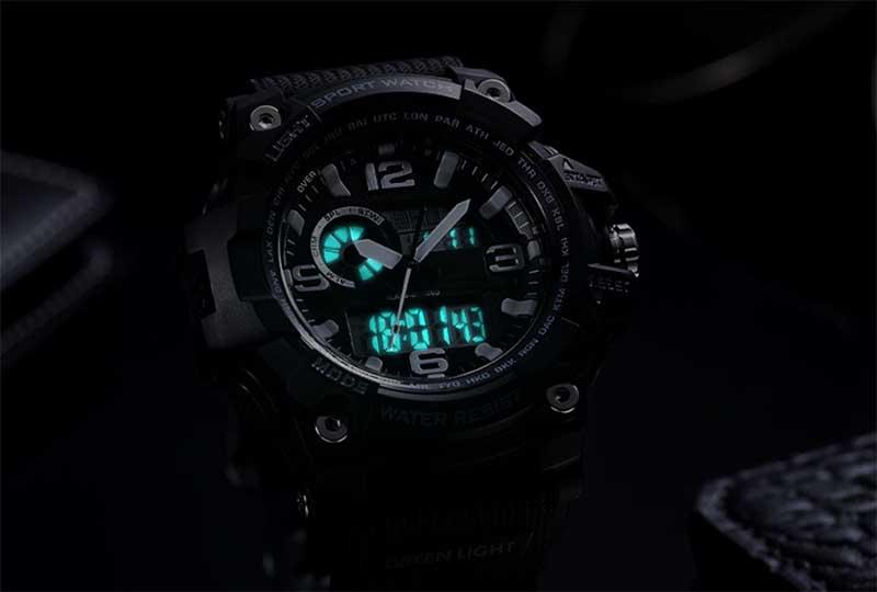 Xiaomi представила защищенные часы W008Q в стиле Casio G-SHOCK стоимостью 15 долларов