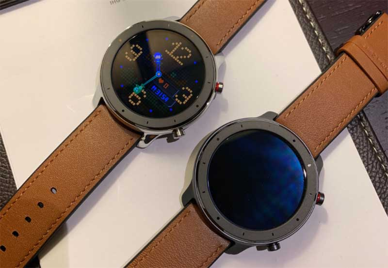 Huami представила умные часы Amazfit GTR цена, характеристики и дата начала продаж 4