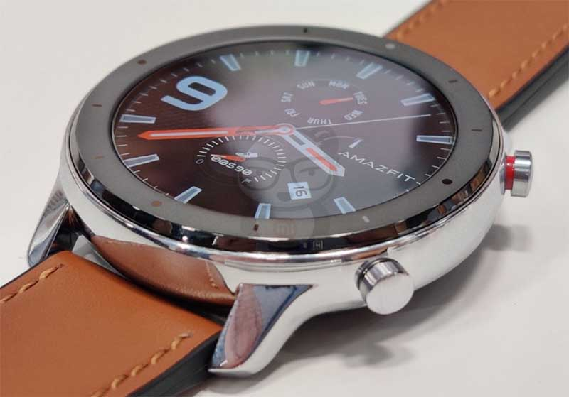 Huami представила умные часы Amazfit GTR цена, характеристики и дата начала продаж 5