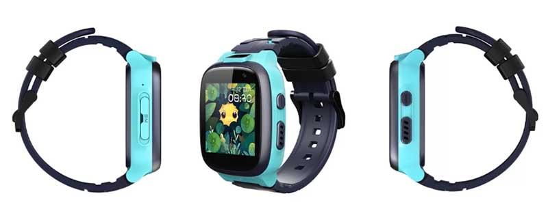 Компания 360 выпустила детские умные часы 360 P1 с двумя камерами и 4G