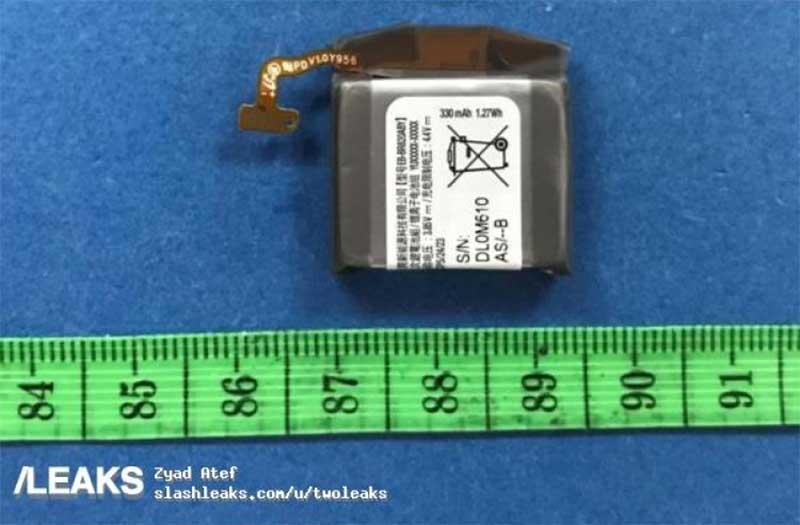 Аккумулятор Watch Active 2