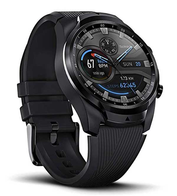 Mobvoi представили умные часы TicWatch Pro 4G / LTE
