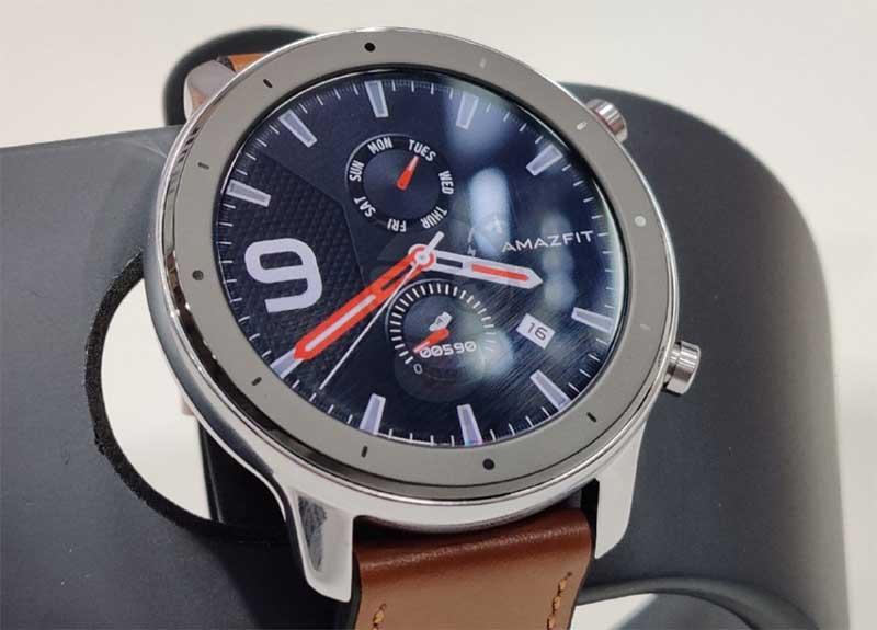 Huami представила умные часы Amazfit GTR цена, характеристики и дата начала продаж 6