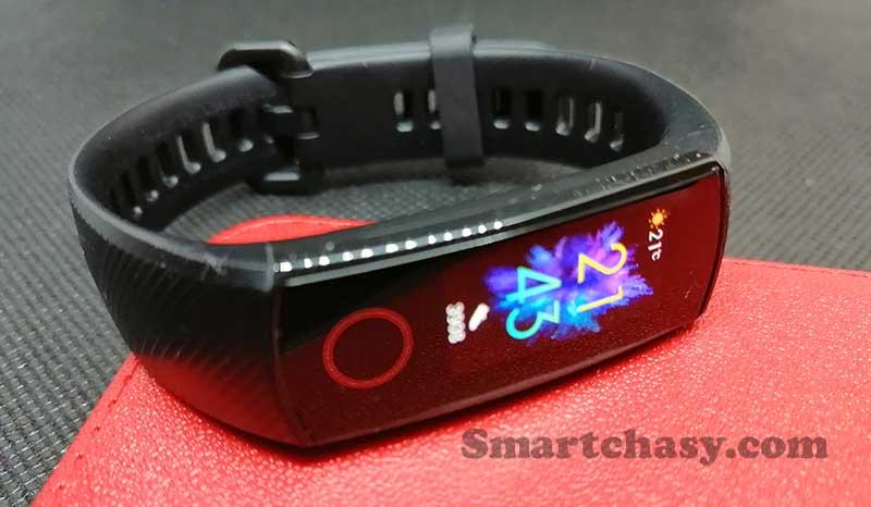 Обзор фитнес-браслета Huawei Honor Band 5