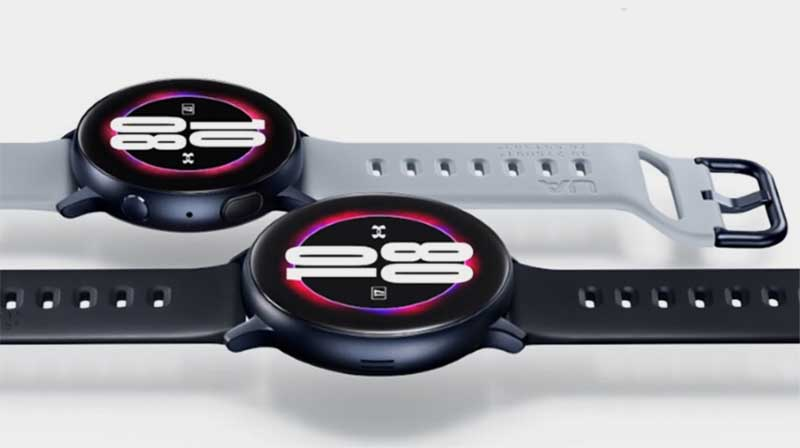 Galaxy Watch Active 2 Under Armor