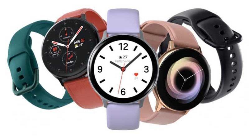 Samsung Galaxy Watch Active 2 представлены официально: цена, характеристики и дата начала продаж 4