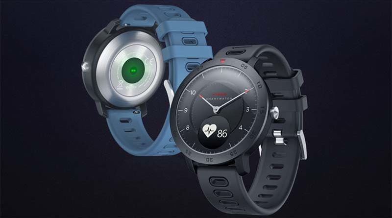 Zeblaze HYBRID: гибридные смарт-часы с функцией измерения артериального давления 1