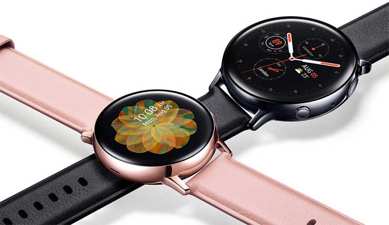 Характеристики Galaxy Watch Active 2