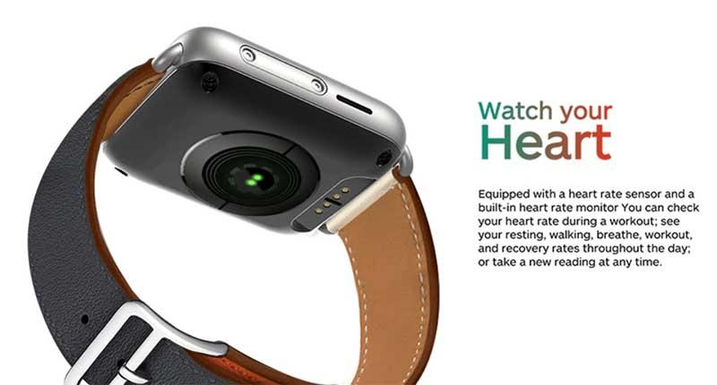 LEMFO LEM10: умные часы с SIM-картой в стиле Apple Watch 3
