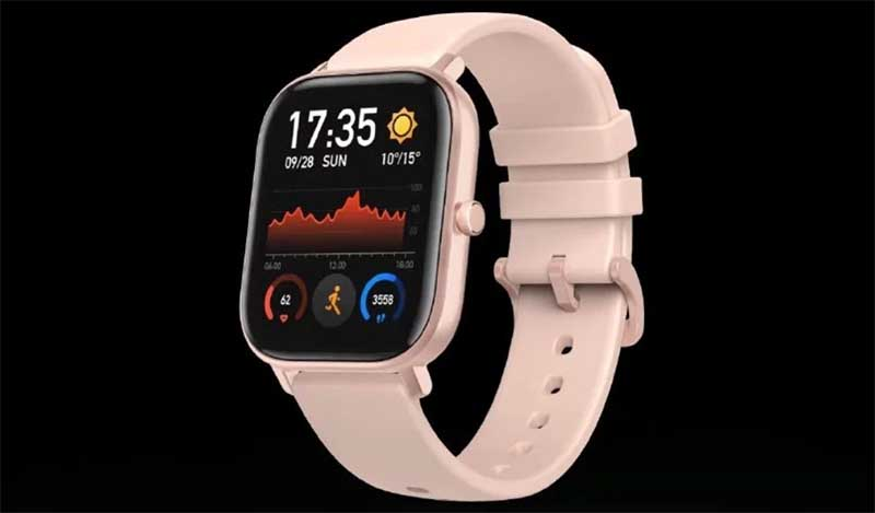 У новых часов Huami Amazfit экран лучше, чем у Apple Watch