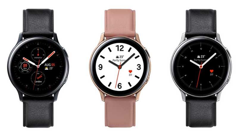 Samsung Galaxy Watch Active 2 представлены официально: цена, характеристики и дата начала продаж 2