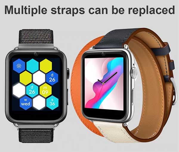 LEMFO LEM10: умные часы с SIM-картой в стиле Apple Watch 4