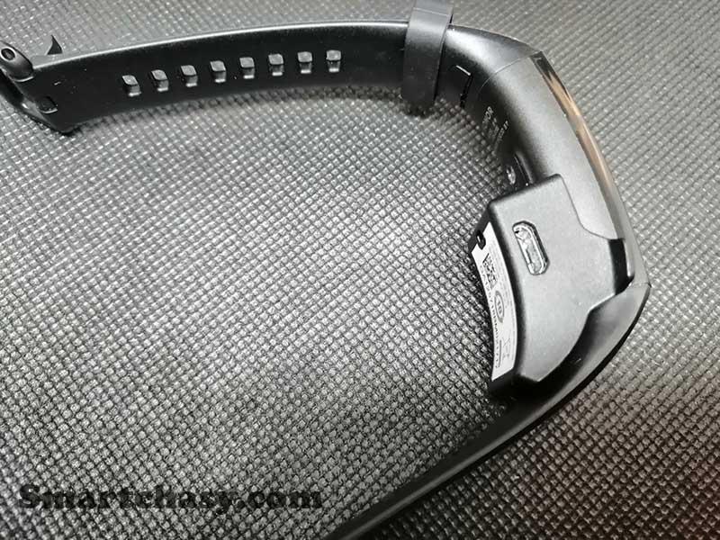 Обзор фитнес-браслета Huawei Honor Band 5 11