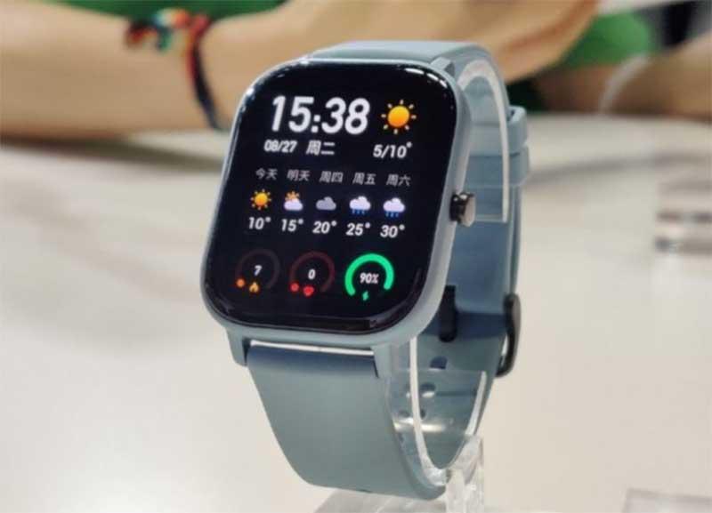 Amazfit GTS – альтернатива Apple Watch за 126 долларов 1