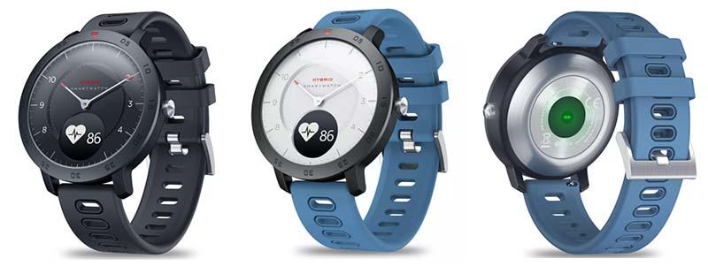 Zeblaze HYBRID: гибридные смарт-часы с функцией измерения артериального давления 2