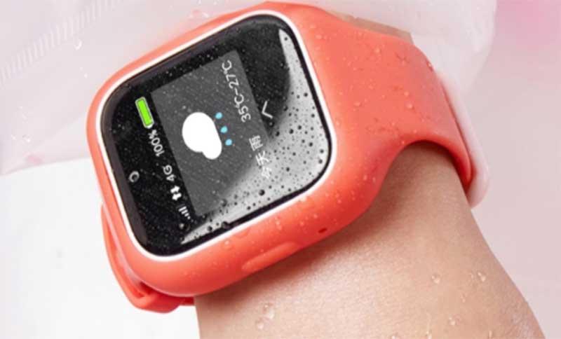Xiaomi Mi Bunny Watch 3C: умные часы с функцией телефона для детей 1