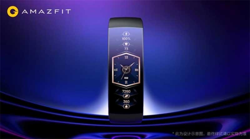 Huami Amazfit X: концептуальные смарт-часы с гибким экраном 2