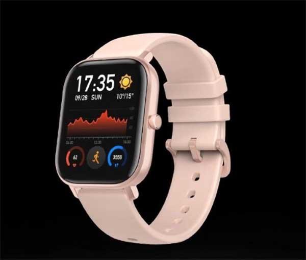 У новых часов Huami Amazfit экран лучше, чем у Apple Watch 1