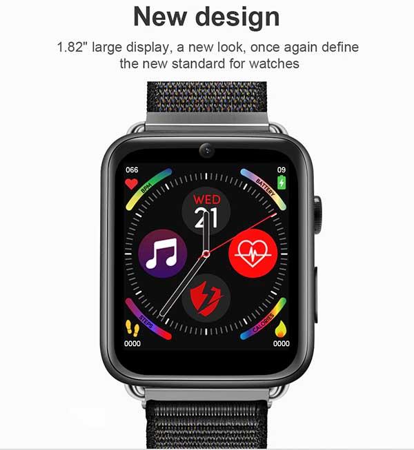 LEMFO LEM10: умные часы с SIM-картой в стиле Apple Watch 2