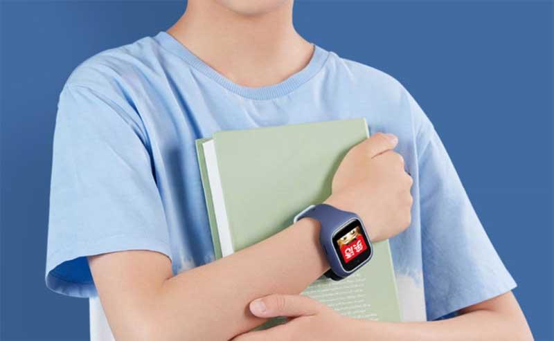 Xiaomi Mi Bunny Watch 3C: умные часы с функцией телефона для детей