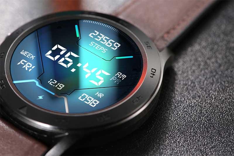 Компания NO.1 анонсировала смарт-часы NO.1 DT98 1