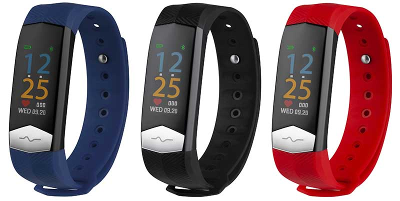 Как умный браслет GSMIN CD01 поможет перейти к здоровому образу жизни