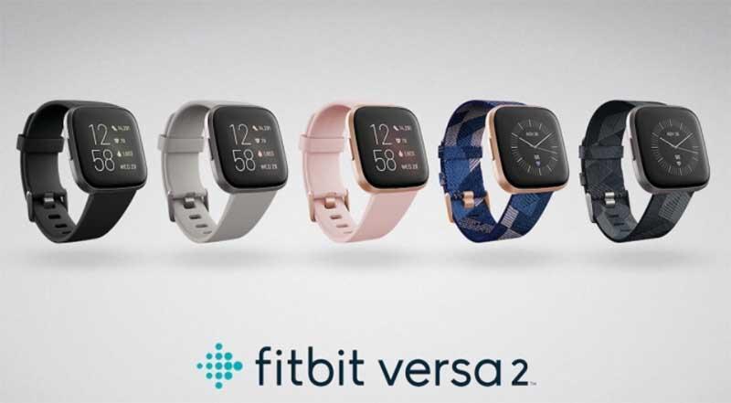 Fitbit выпустила умные часы Versa 2 с AMOLED-экраном, NFC и голосовым помощником Alexa