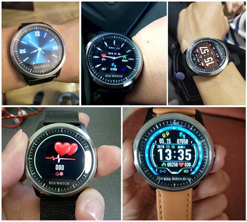 Часы с измерением давления и пульса. Обзор лучших моделей 7
