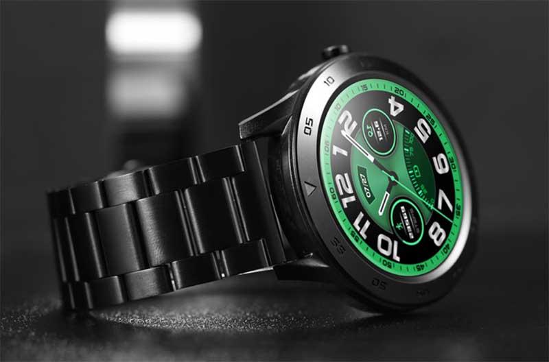 Компания NO.1 анонсировала смарт-часы NO.1 DT98 3