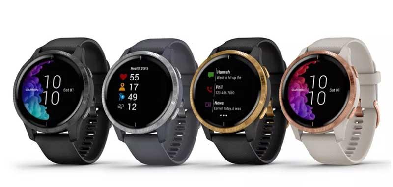 Garmin Venu: первые умные часы компании с AMOLED-экраном 1