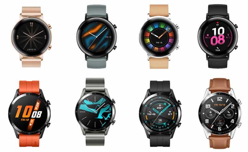 Представлены смарт-часы Huawei Watch GT 2