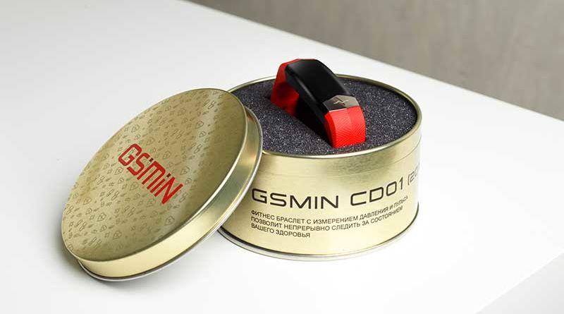 GSMIN CD01