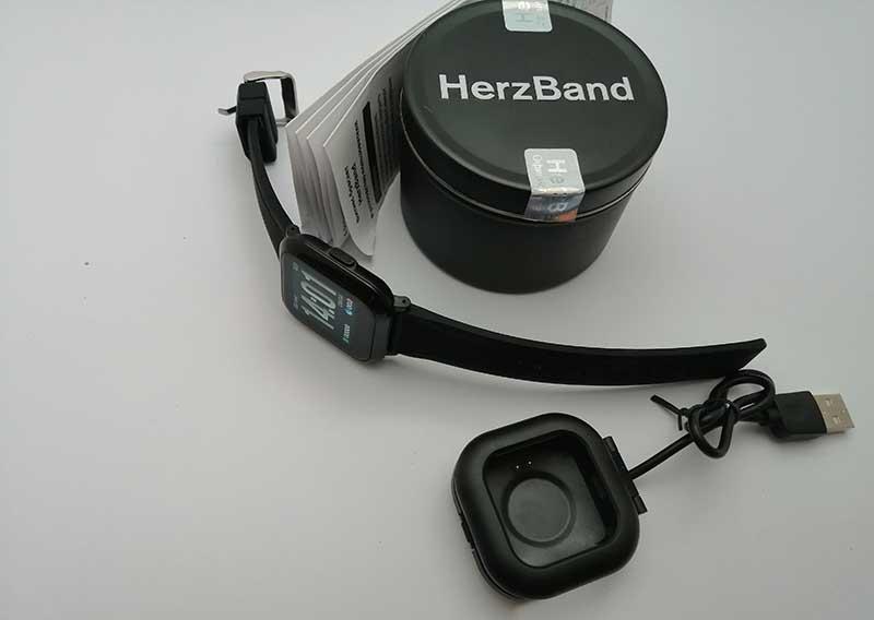 Обзор фитнес-браслета HerzBand Next 3