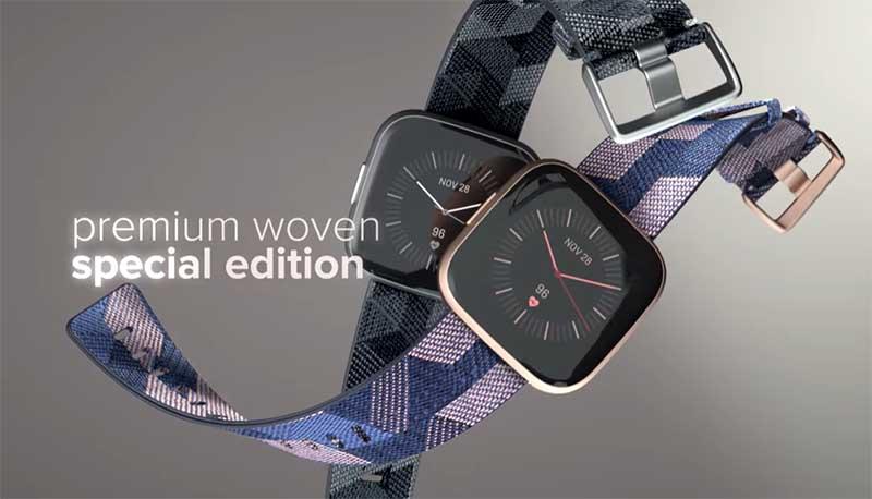 Fitbit выпустила умные часы Versa 2 с AMOLED-экраном, NFC и голосовым помощником Alexa 1