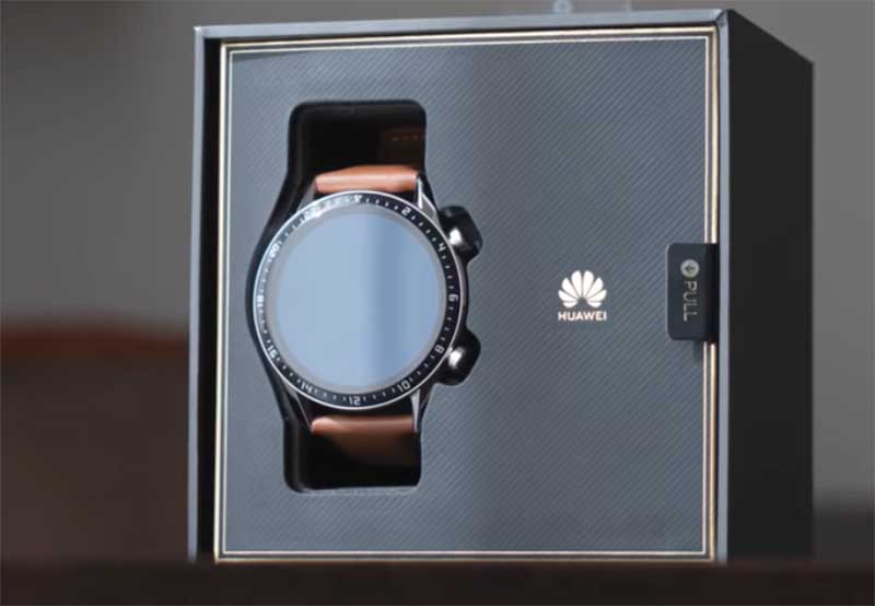 Представлены смарт-часы Huawei Watch GT 2: цена, характеристики и дата начала продаж