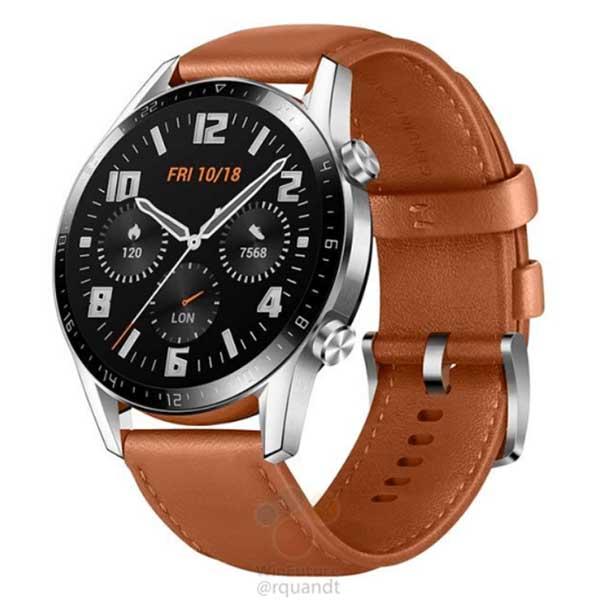 Huawei представит смарт-часы Watch GT 2 19 сентября