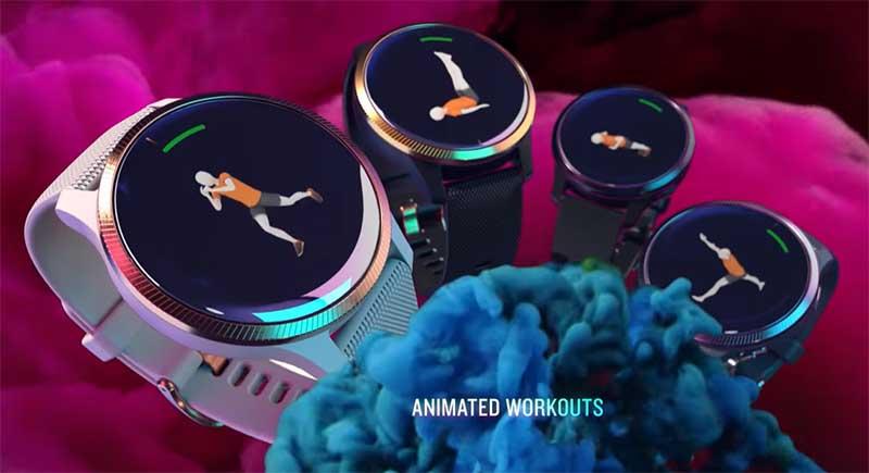 Garmin Venu: первые умные часы компании с AMOLED-экраном 2