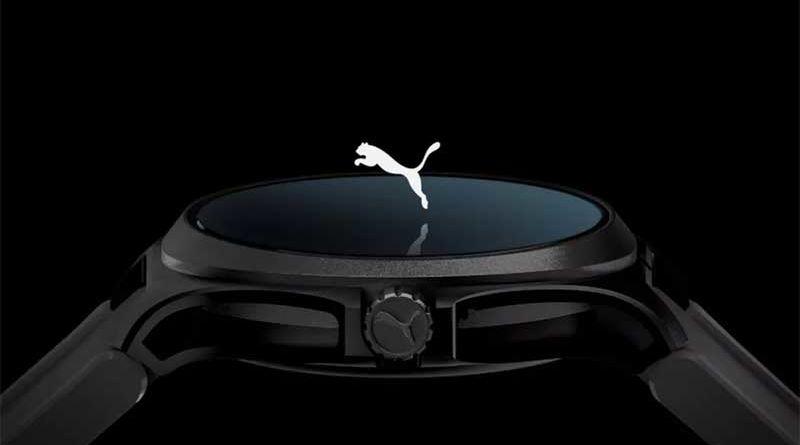 Puma представила свои первые смарт-часы на Wear OS 5
