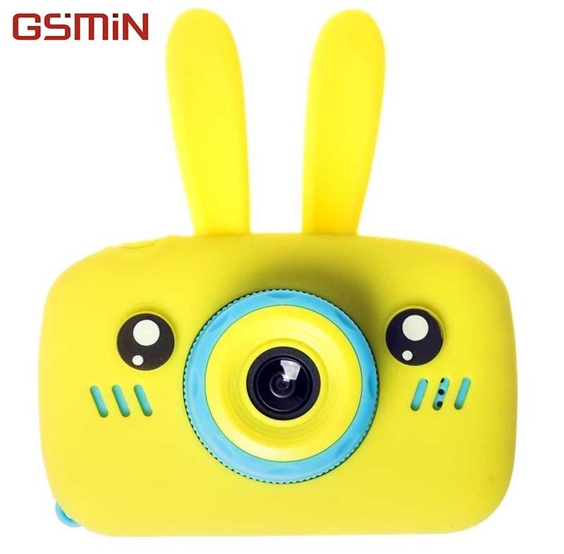 GSMIN Fun Camera Rabbit – гаджет для фотографий, игр и развития