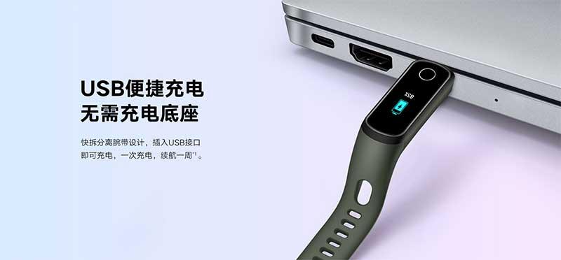 Huawei представила фитнес-браслет Honor Band 5i