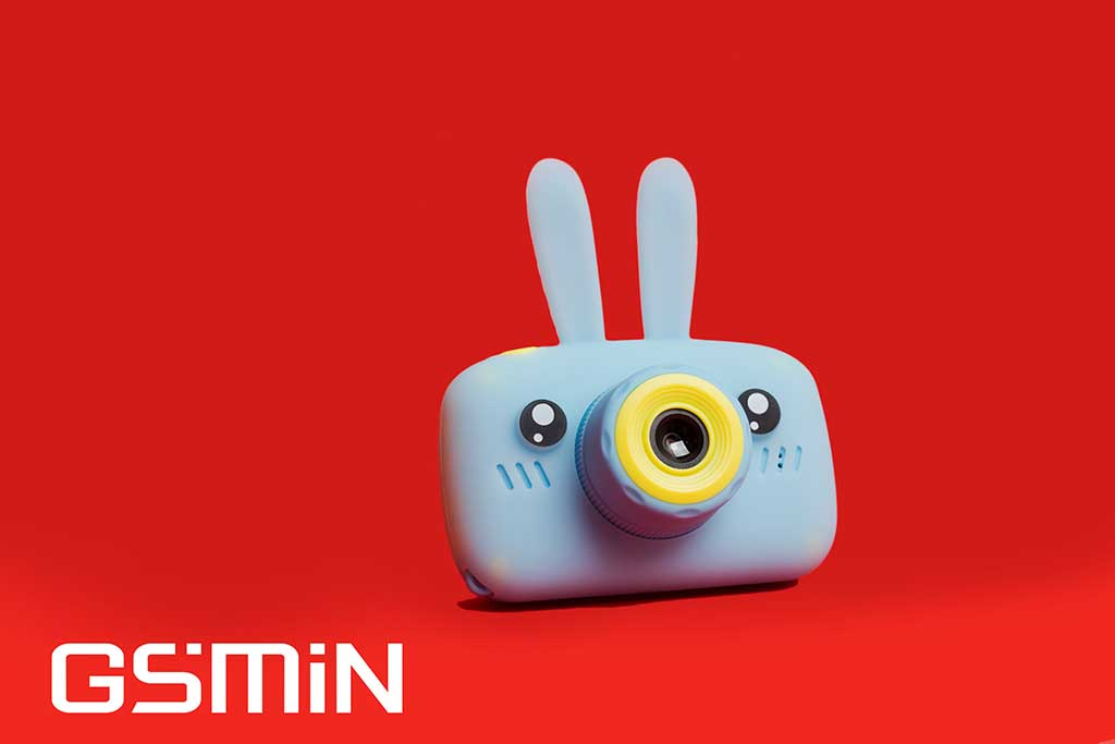 GSMIN Fun Camera Rabbit