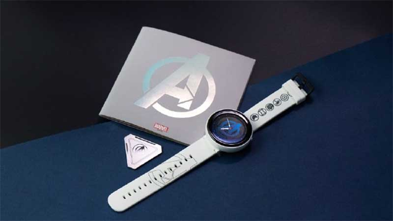 Amazfit Verge 2 Avengers Limited Edition
