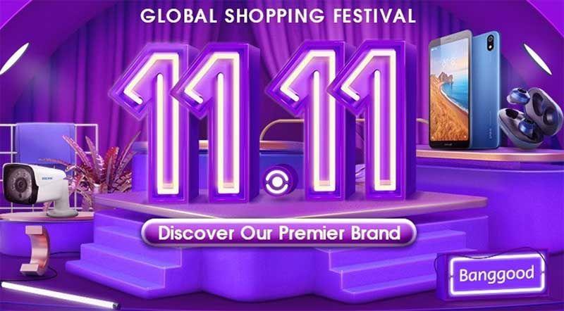 На Banggood началась крупнейшая распродажа года
