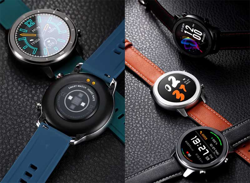 NO.1 DT78: очередные бюджетные смарт-часы с тонометром и пульсометром