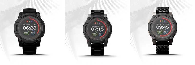Часы Matrix PowerWatch 2 с зарядкой от солнца и тепла тела поступили в продажу