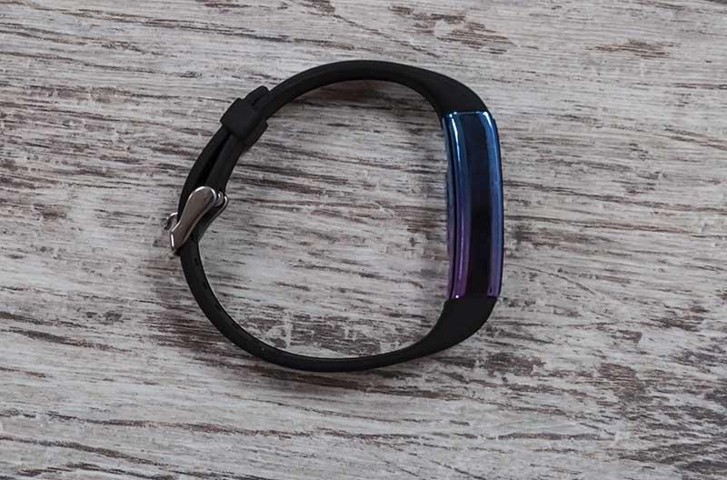 Фитнес-браслет GSMIN WR21 (2019) с черным ремешком: идеальный баланс классики и современности