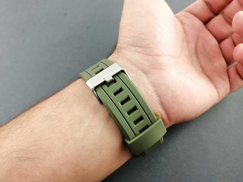 Обзор смарт-часов No.1 G9 (No.1 DT 97): GPS, SIM-карта(?) и измерение артериального давления за 50 долларов 3